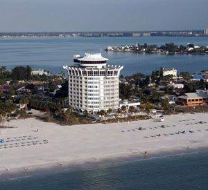 ... Saint Pete Beach, United States - View map. Sunrise Resort from Fishing  Dock