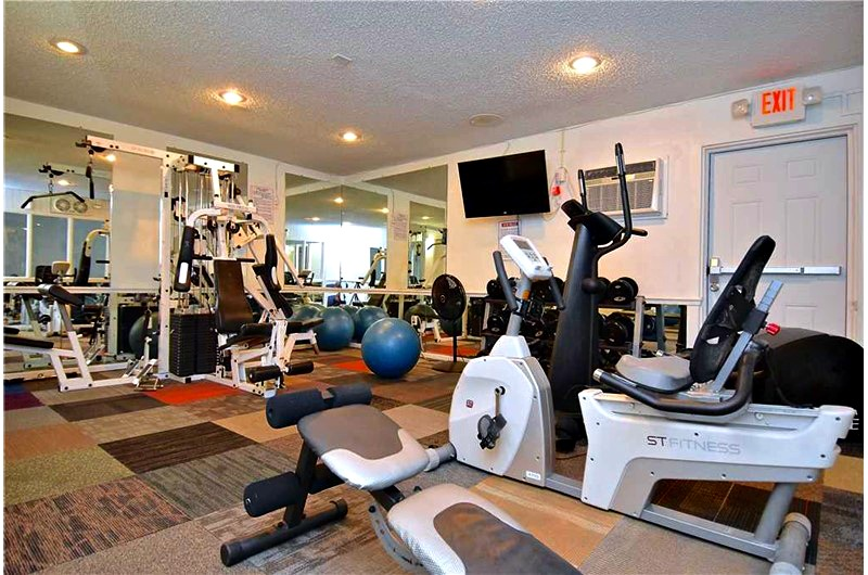 Fitness Center at Madeira Beach and Yacht Club in Madeira Beach FL