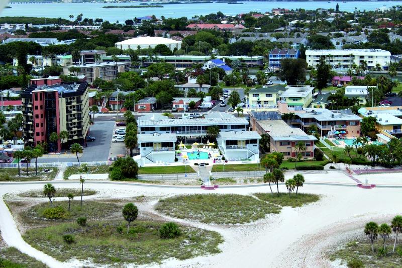 Sands of Treasure Island Motel