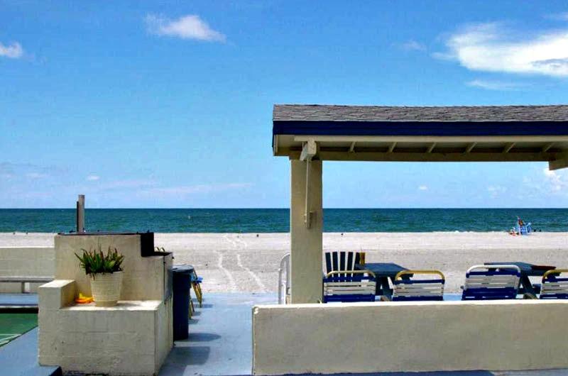 Beachfront Sea Rocket in St. Pete Beach FL