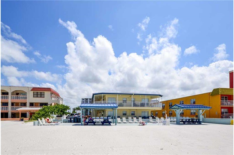 Sea Rocket in N. Redington Beach Florida