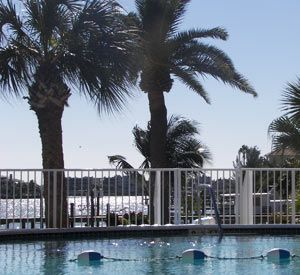 Westwinds Of Treasure Island Resort Suites In St Pete Beach Florida