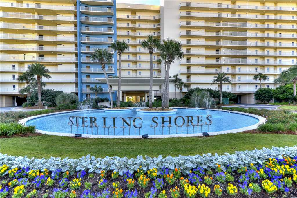 Sterling Shores 607 Destin Condo rental in Sterling Shores in Destin Florida - #15