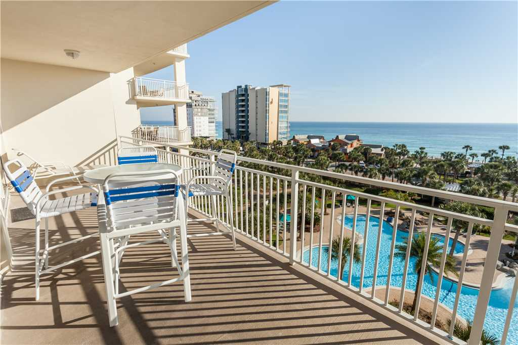 Sterling Shores 614 Destin Condo rental in Sterling Shores in Destin Florida - #2
