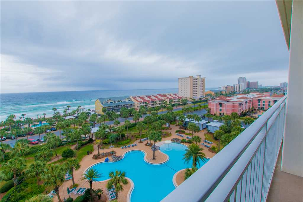 Sterling Shores 710 Destin Condo rental in Sterling Shores in Destin Florida - #2