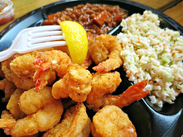 Stewby's Seafood Shanty in Fort Walton Beach Florida