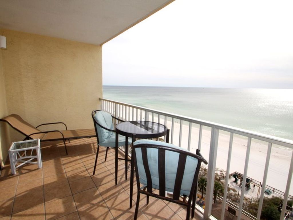 Summit 1116 1 Bedroom Beachfront Wi-Fi Pool Sleeps 6 Condo rental in Summit Beach Resort in Panama City Beach Florida - #1