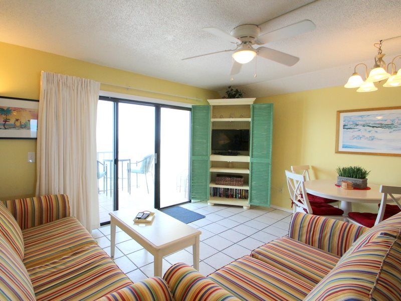 Summit 1116 1 Bedroom Beachfront Wi-Fi Pool Sleeps 6 Condo rental in Summit Beach Resort in Panama City Beach Florida - #2