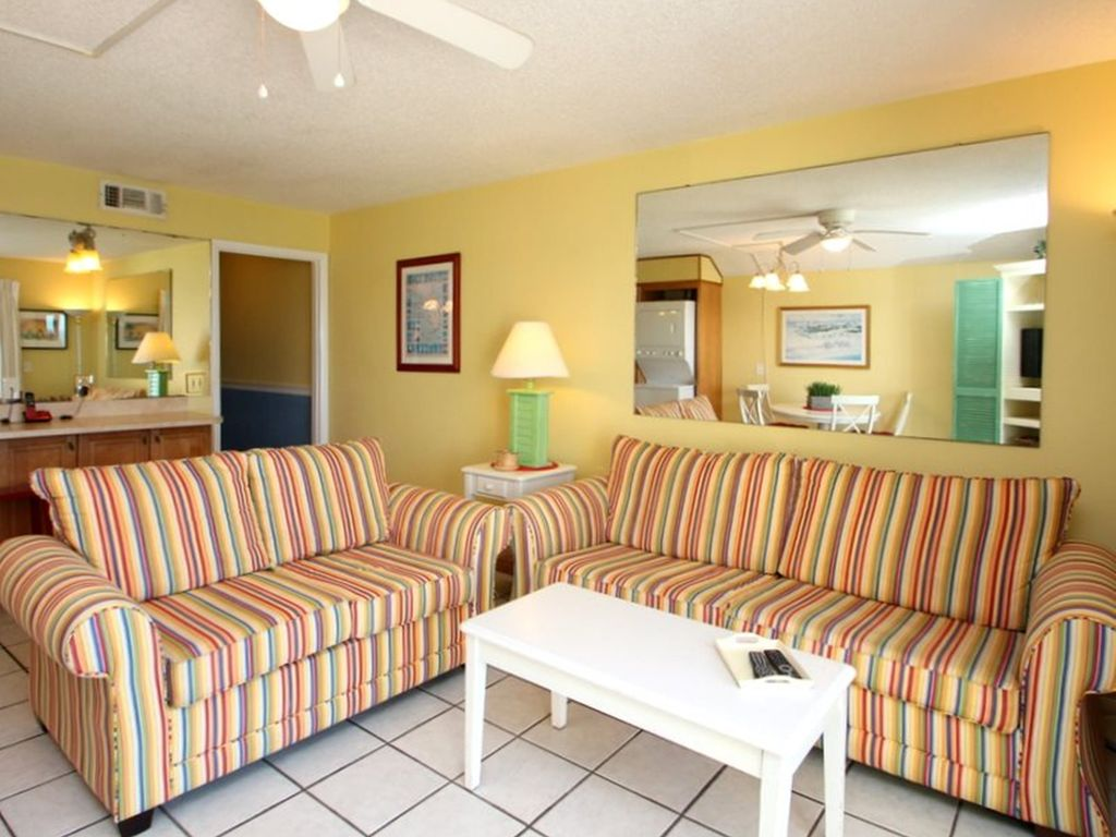 Summit 1116 1 Bedroom Beachfront Wi-Fi Pool Sleeps 6 Condo rental in Summit Beach Resort in Panama City Beach Florida - #4