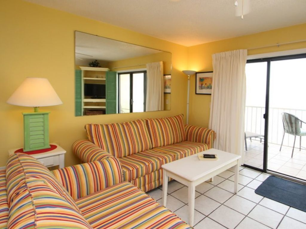 Summit 1116 1 Bedroom Beachfront Wi-Fi Pool Sleeps 6 Condo rental in Summit Beach Resort in Panama City Beach Florida - #5
