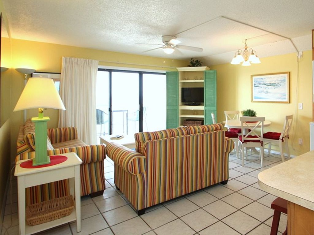 Summit 1116 1 Bedroom Beachfront Wi-Fi Pool Sleeps 6 Condo rental in Summit Beach Resort in Panama City Beach Florida - #6