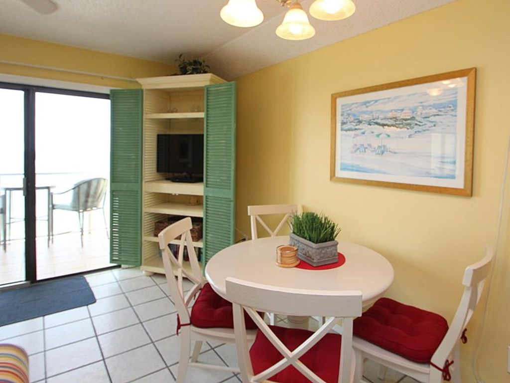 Summit 1116 1 Bedroom Beachfront Wi-Fi Pool Sleeps 6 Condo rental in Summit Beach Resort in Panama City Beach Florida - #7