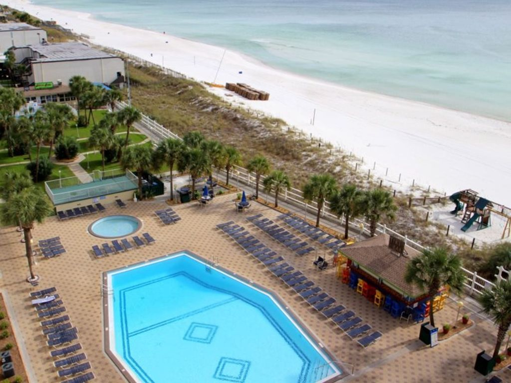 Summit 1116 1 Bedroom Beachfront Wi-Fi Pool Sleeps 6 Condo rental in Summit Beach Resort in Panama City Beach Florida - #20