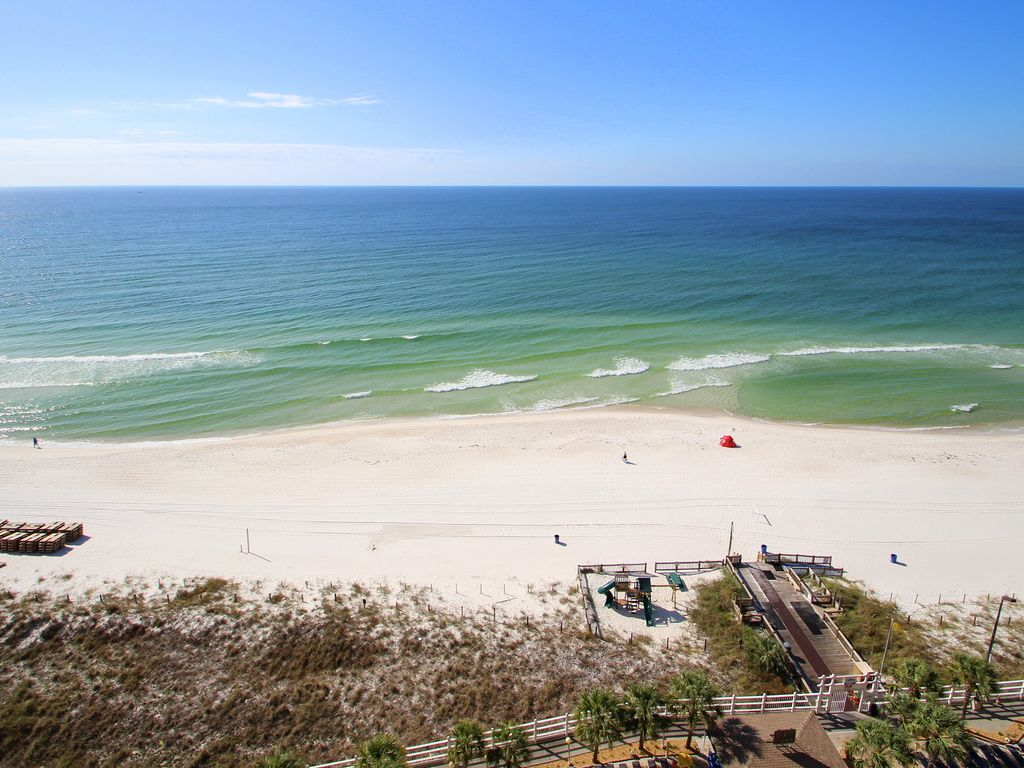 Summit 1116 1 Bedroom Beachfront Wi-Fi Pool Sleeps 6 Condo rental in Summit Beach Resort in Panama City Beach Florida - #26