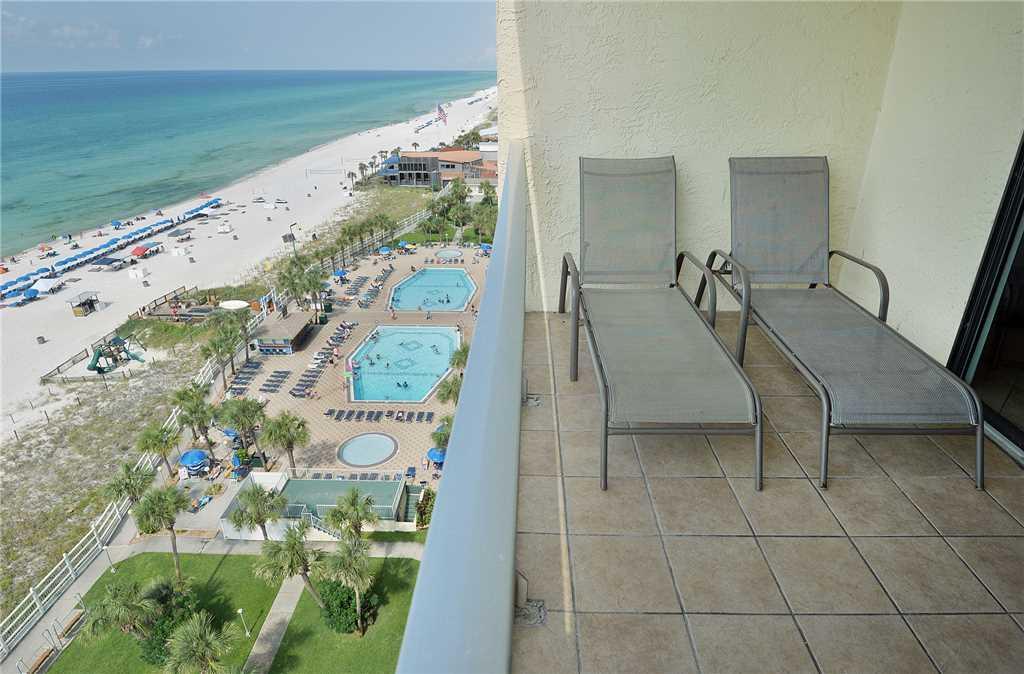 Summit 1231 1 Bedroom Beachfront Wi-Fi Sleeps 6 Condo rental in Summit Beach Resort in Panama City Beach Florida - #1