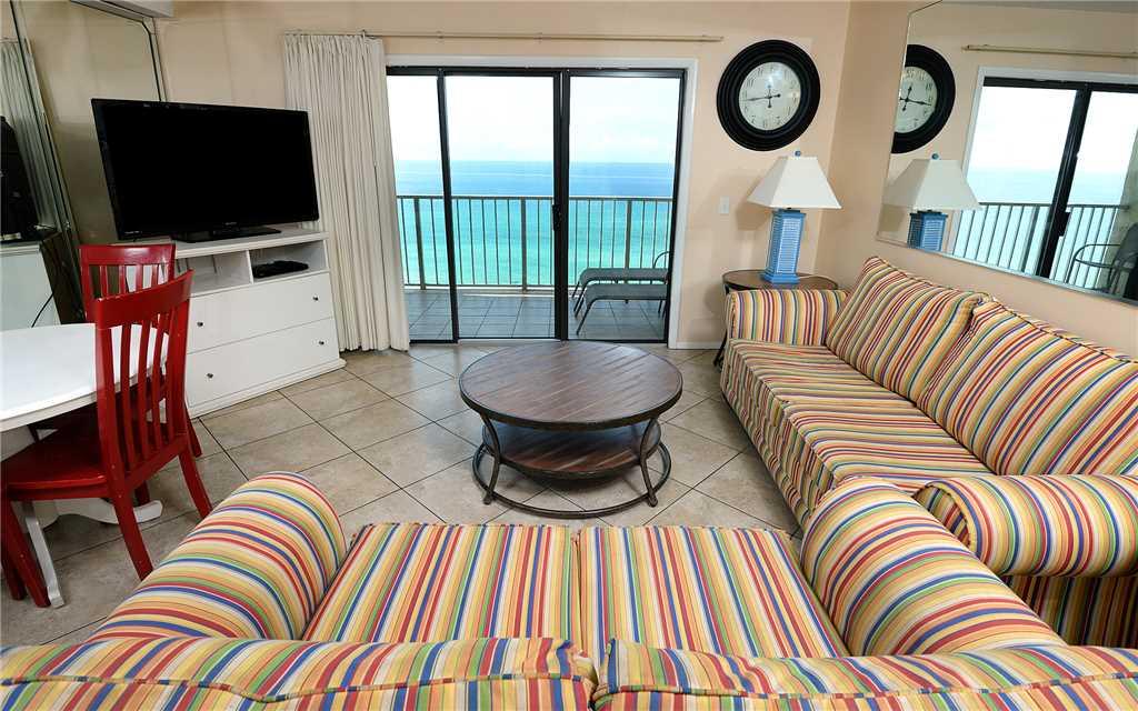 Summit 1231 1 Bedroom Beachfront Wi-Fi Sleeps 6 Condo rental in Summit Beach Resort in Panama City Beach Florida - #2