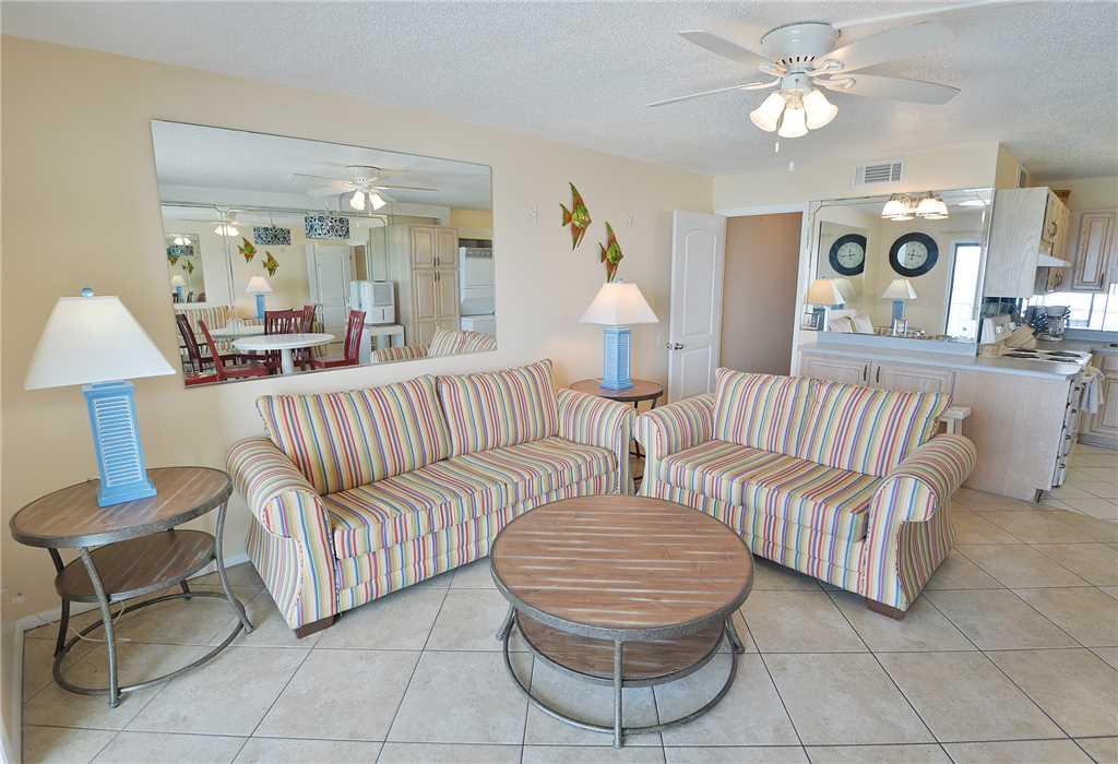 Summit 1231 1 Bedroom Beachfront Wi-Fi Sleeps 6 Condo rental in Summit Beach Resort in Panama City Beach Florida - #4