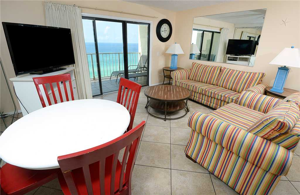 Summit 1231 1 Bedroom Beachfront Wi-Fi Sleeps 6 Condo rental in Summit Beach Resort in Panama City Beach Florida - #6