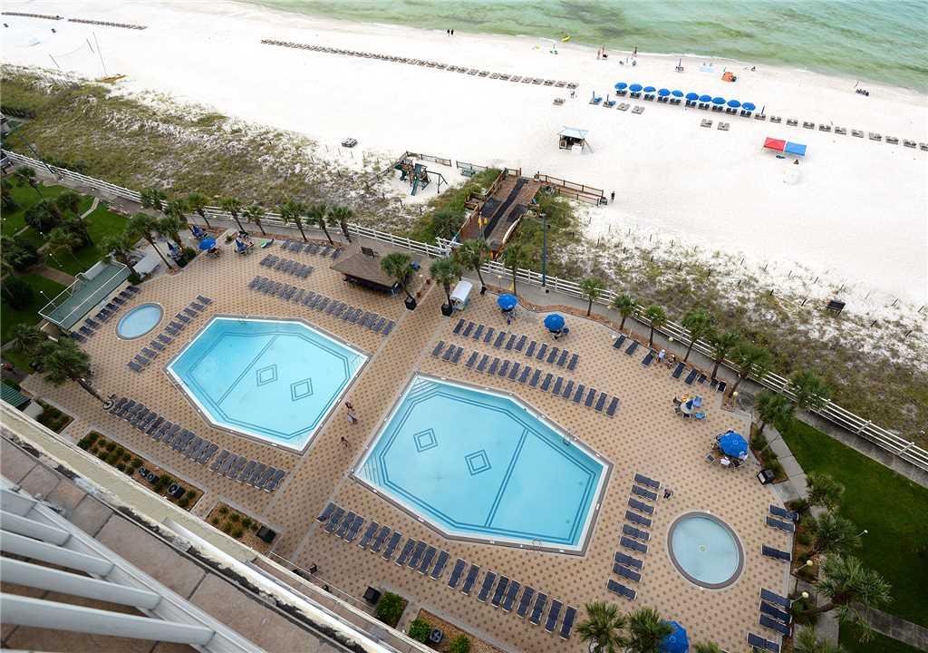Summit 1231 1 Bedroom Beachfront Wi-Fi Sleeps 6 Condo rental in Summit Beach Resort in Panama City Beach Florida - #28