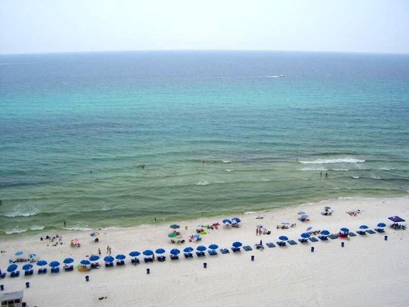 Summit 1231 1 Bedroom Beachfront Wi-Fi Sleeps 6 Condo rental in Summit Beach Resort in Panama City Beach Florida - #30