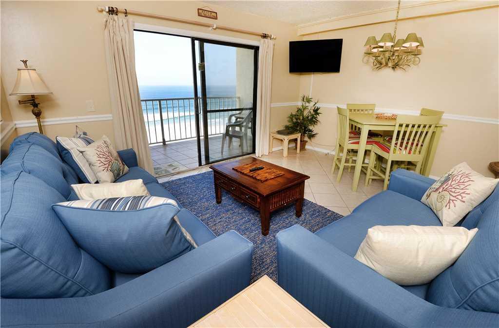 Summit 828 1 Bedroom Beachfront FREE Beach Chairs Pool Sleeps 7 Condo rental in Summit Beach Resort in Panama City Beach Florida - #1
