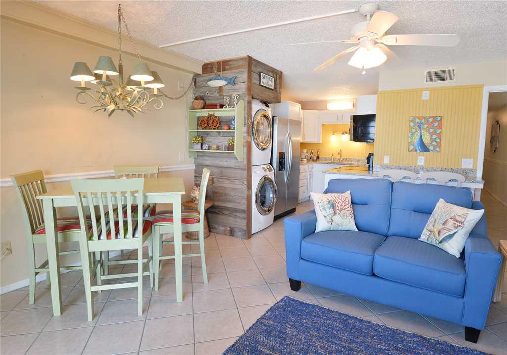 Summit 828 1 Bedroom Beachfront FREE Beach Chairs Pool Sleeps 7 Condo rental in Summit Beach Resort in Panama City Beach Florida - #4