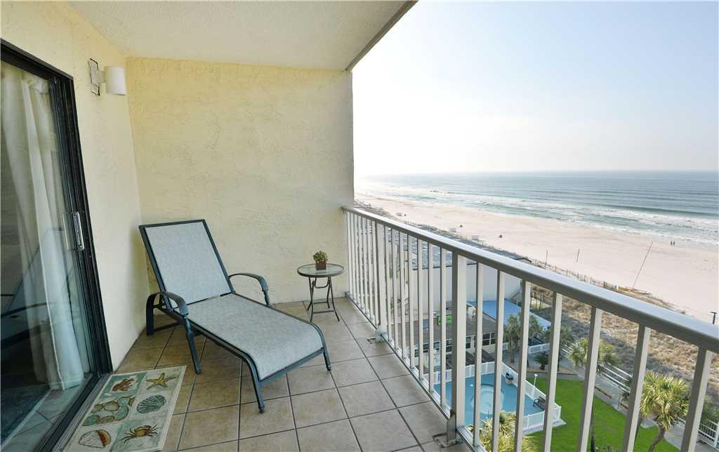 Summit 828 1 Bedroom Beachfront FREE Beach Chairs Pool Sleeps 7 Condo rental in Summit Beach Resort in Panama City Beach Florida - #5