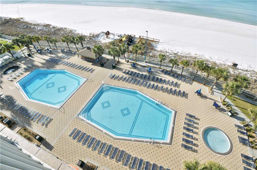 Summit 913 1 Bedroom Beachfront Wi-Fi Pool Sleeps 6 Condo rental in Summit Beach Resort in Panama City Beach Florida - #2