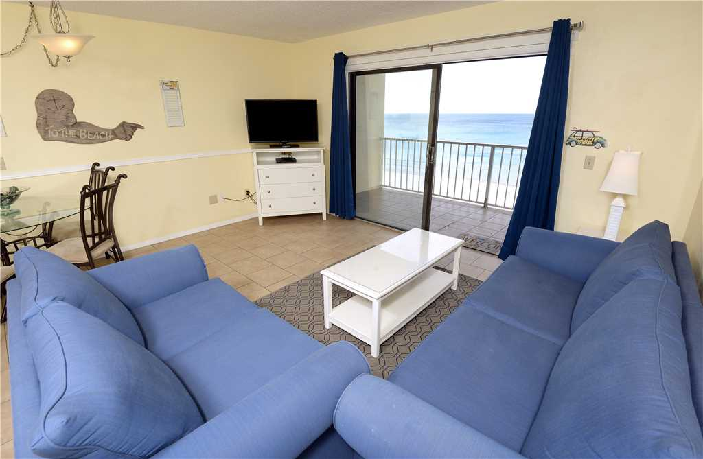 Summit 913 1 Bedroom Beachfront Wi-Fi Pool Sleeps 6 Condo rental in Summit Beach Resort in Panama City Beach Florida - #3