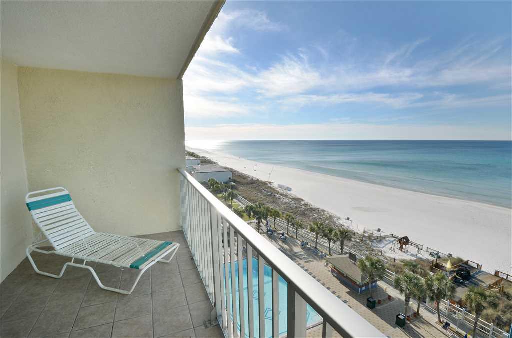 Summit 913 1 Bedroom Beachfront Wi-Fi Pool Sleeps 6 Condo rental in Summit Beach Resort in Panama City Beach Florida - #17