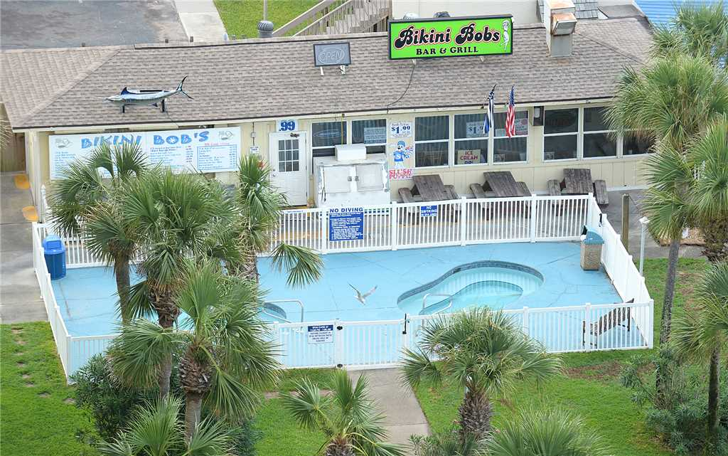 Summit 913 1 Bedroom Beachfront Wi-Fi Pool Sleeps 6 Condo rental in Summit Beach Resort in Panama City Beach Florida - #20
