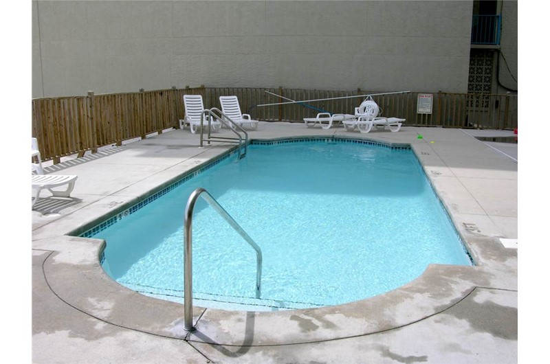Sundial in Gulf Shores Alabama has a refreshing pool to enjoy