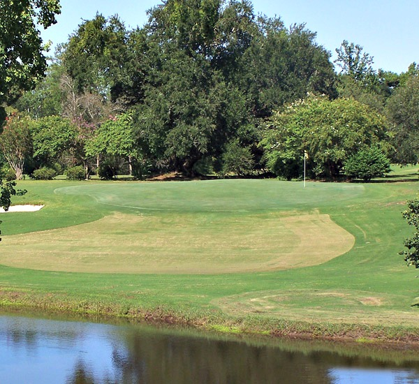Sunkist Golf Course in Biloxi Mississippi