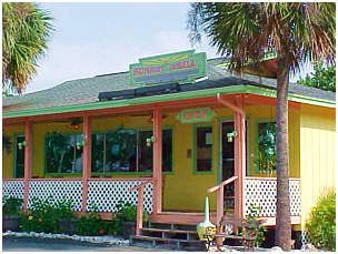 Sunset Grill in Sanibel-Captiva Florida