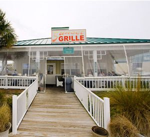 Sunset Grille in Perdido Key Florida