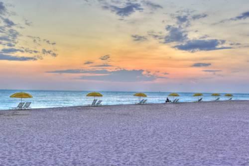 Sunset Vistas 2-Bedroom Beachfront Suites in Treasure Island FL 33