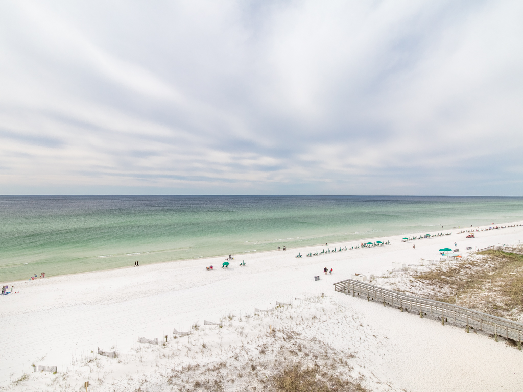 Surf Dweller 711 Condo rental in Surf Dweller in Fort Walton Beach Florida - #4