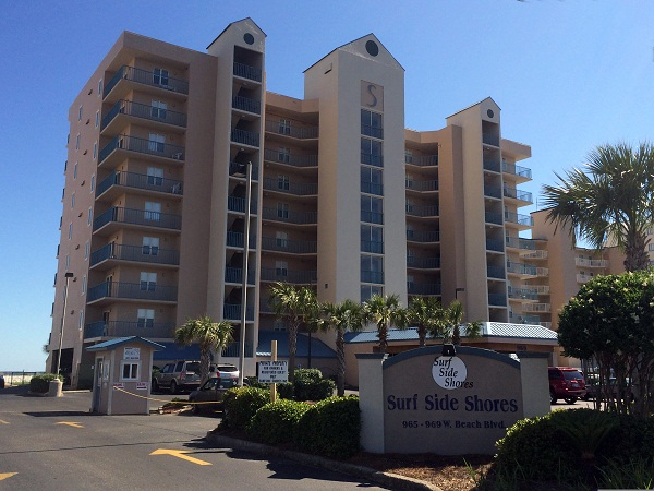 Surf Side Shores 1206 Condo rental in Surfside Shores - Gulf Shores in Gulf Shores Alabama - #20