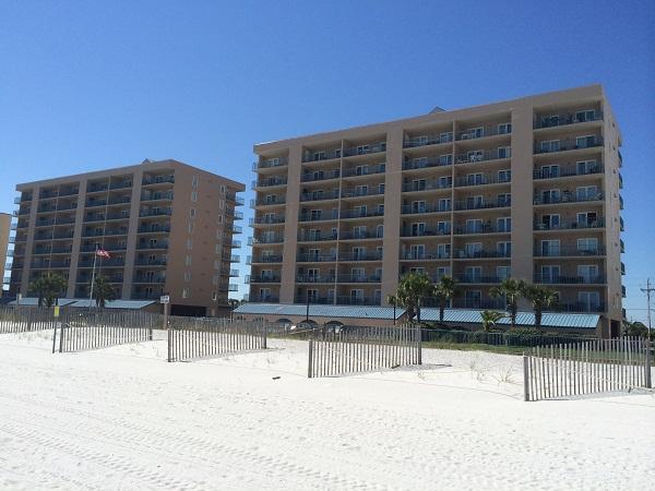 Surf Side Shores 2506 Condo rental in Surfside Shores - Gulf Shores in Gulf Shores Alabama - #21