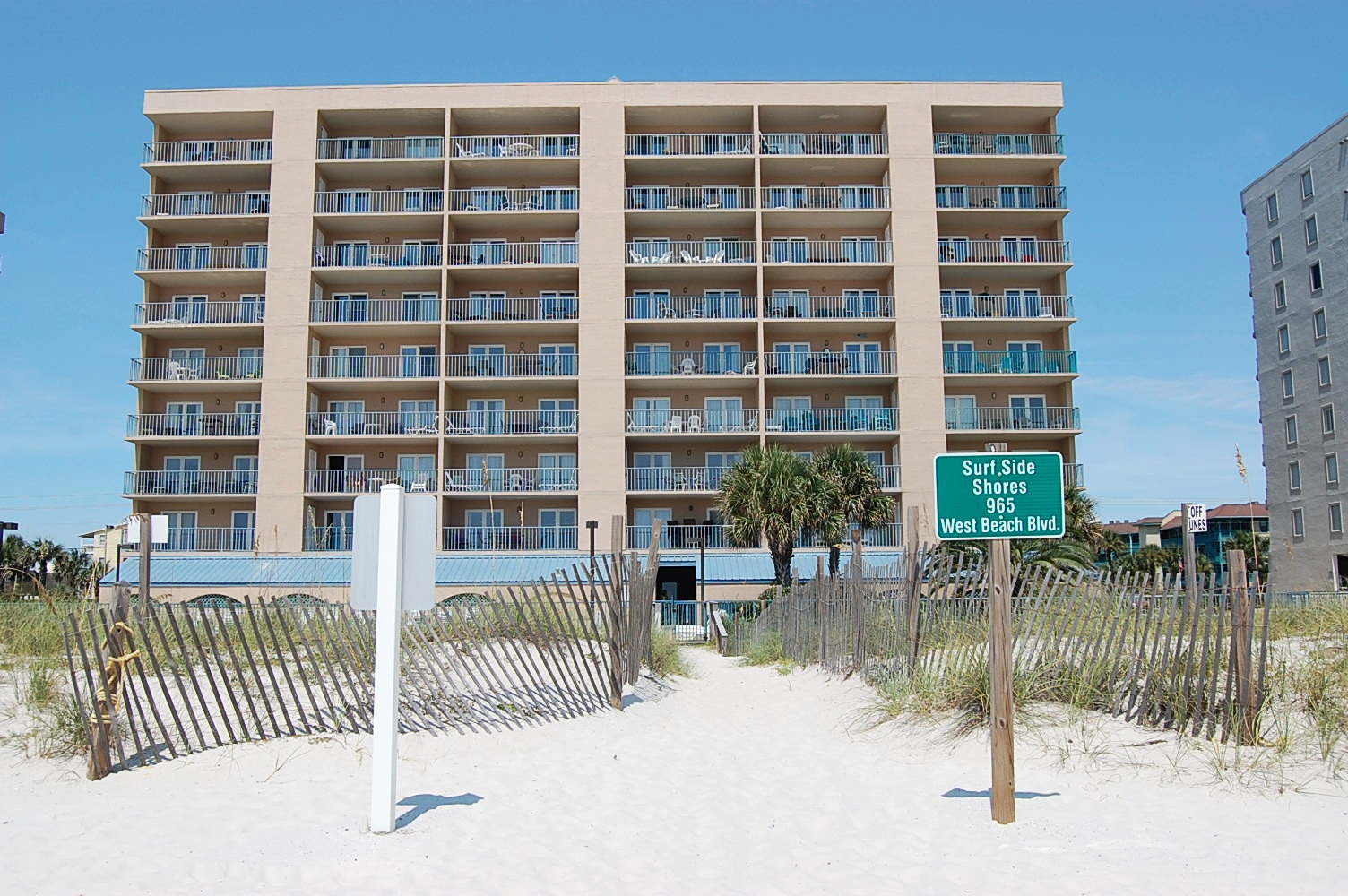 Surfside Shores 2502 Condo rental in Surfside Shores - Gulf Shores in Gulf Shores Alabama - #29