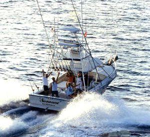 Suzanne Fishing Charters in Islamorada Florida