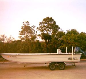 Tall Tales Charters in St. George Island Florida