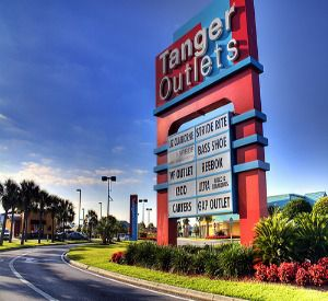 Tanger Outlets in Gulf Shores Alabama