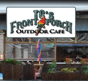 TC's Front Porch Outdoor Cafe in Navarre Florida