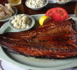 Ted Peters Famous Smoked Fish in St. Pete Beach Florida