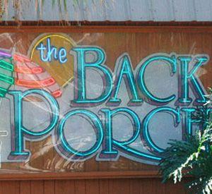 The Back Porch in Destin Florida
