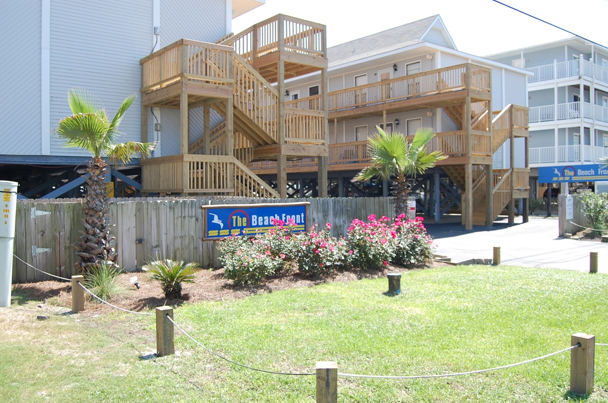 Beach Front 301 Condo rental in The Beach Front Condomiums  in Gulf Shores Alabama - #1