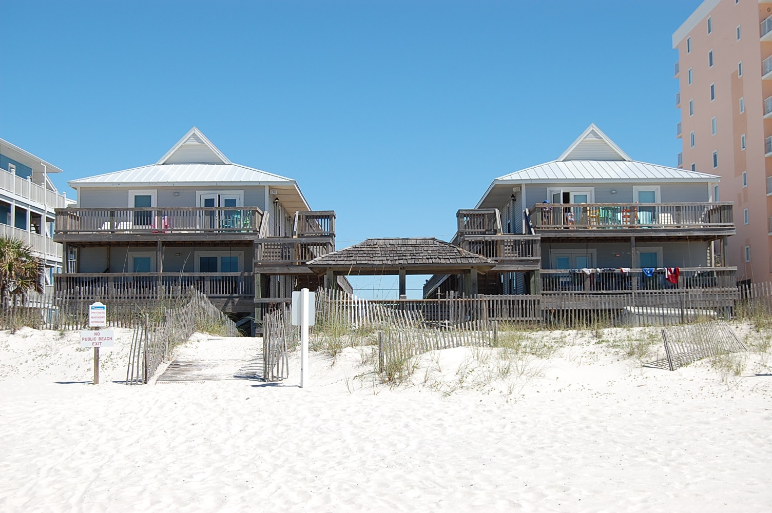 Beach Front 301 Condo rental in The Beach Front Condomiums  in Gulf Shores Alabama - #5