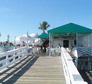 The City Pier Restaurant in Anna Maria Island Florida