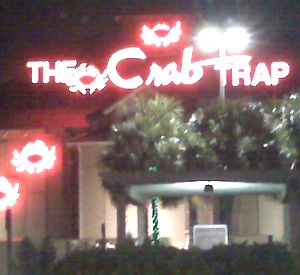 The Crab Trap in Fort Walton Beach Florida